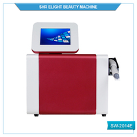 Hot sale Portable Elight SHR IPL Hair Removal machine/IPL SHR OPT Hair removal