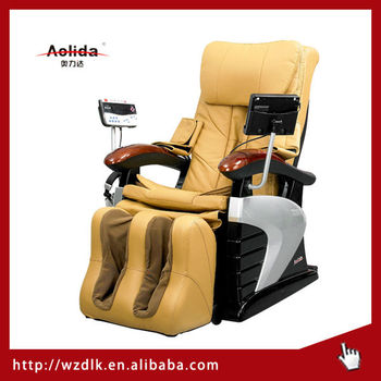 noble massage chair with DVD player DLK-H012