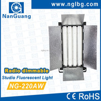 NanGuang NG-220AW Radio/wireless/reomote control dimmer studio fluorescent lighting