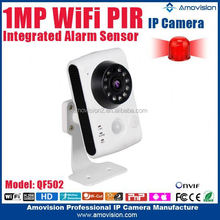 QF502 camera alarm photos send email camera alarm digital wireless web security camera alarm