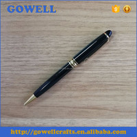 Custom logo engraved promotional metal pen