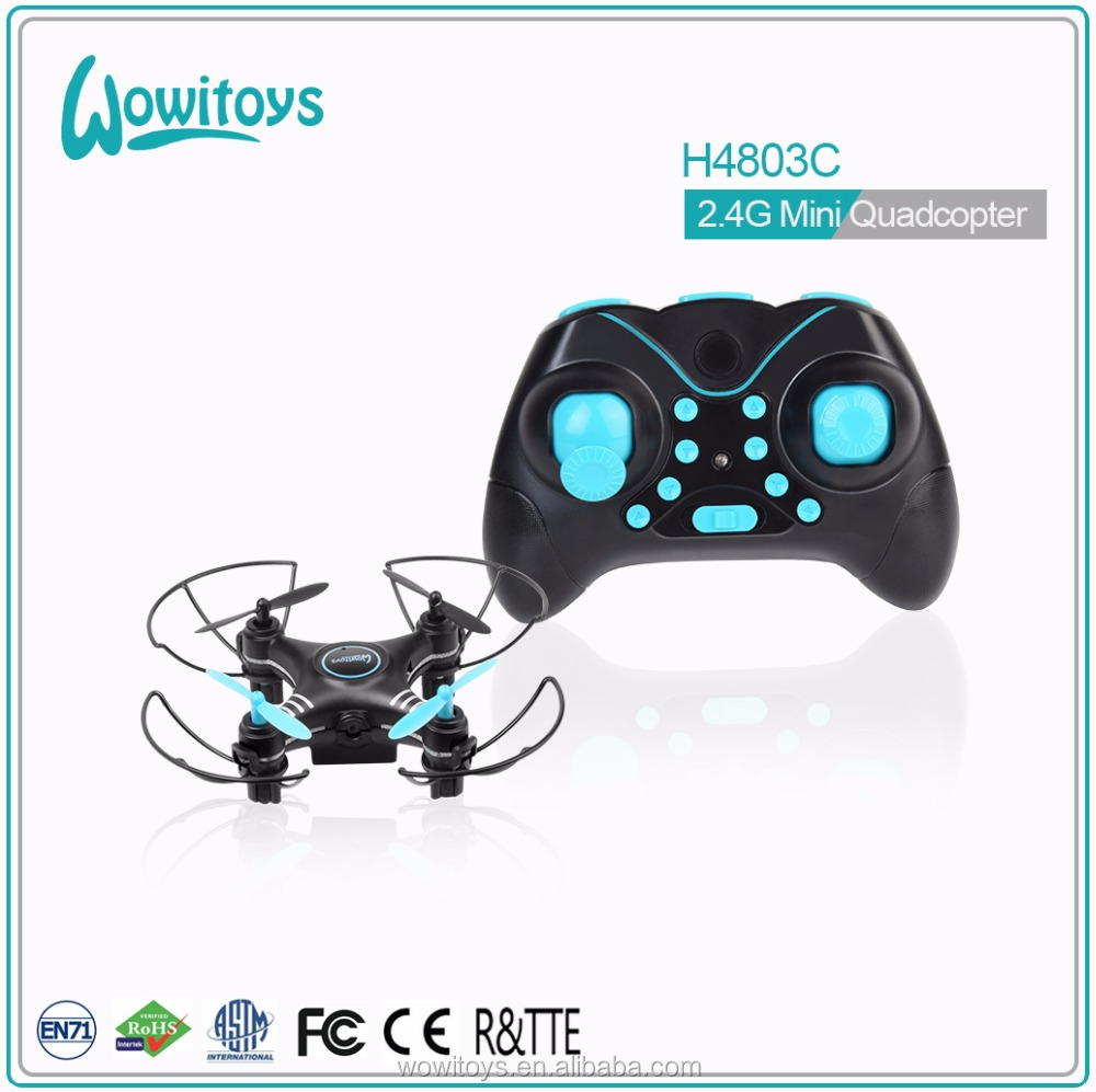 4 channel 2.4G RC quadcopter mini quadcopter drone mini with 0.3M pixels camera