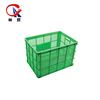 Colorful stackable mesh plastic fruit crates for sale