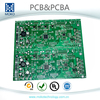 Lead free integrated PCB OEM circuit card with chips on board