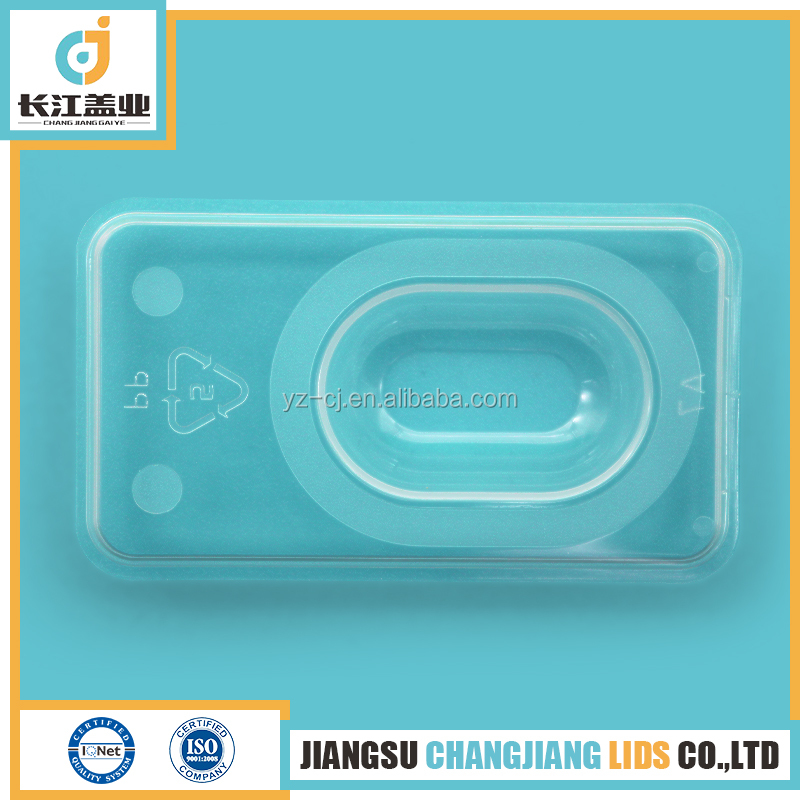 plastic containers for contact lenses