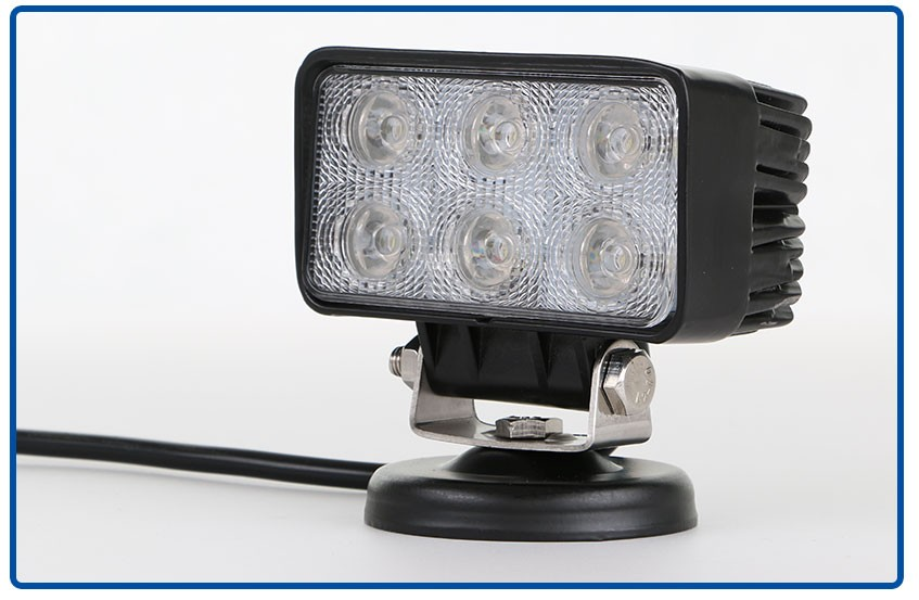 LED 18W Auto Lights Automotive Car LED Work Light Lamp