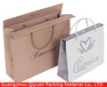 Famous brand cheap price eco-friendly material kraft paper bag brown