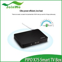 PiPo X7s Mini PC, Android 4.4 Dual Boot, Intel Z3736F Quad Core 1.33GHz~2.16GHz, RAM:2G ROM:32G