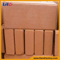 Manufacturer different types of Light weight brick with diatomite