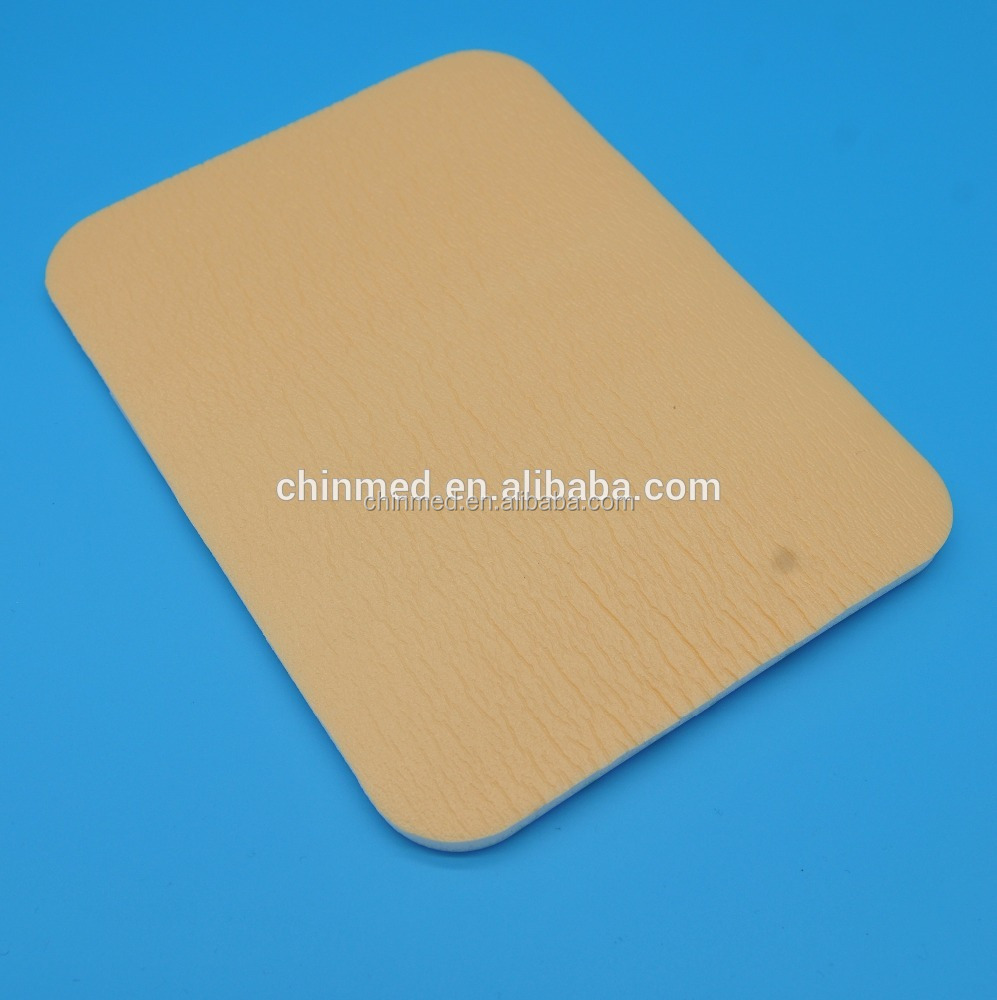 Top Premium chinmed medical wound dressing silicone gel sheet for burn, surgery and keloid scars