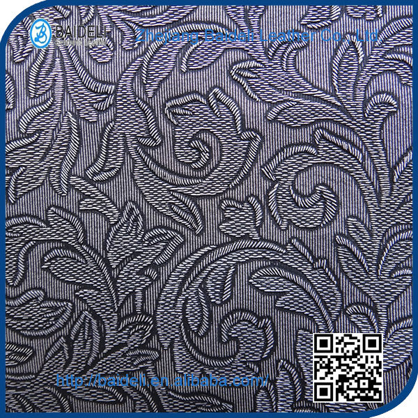 2014 Newest Style 100 polyester leather like fabric