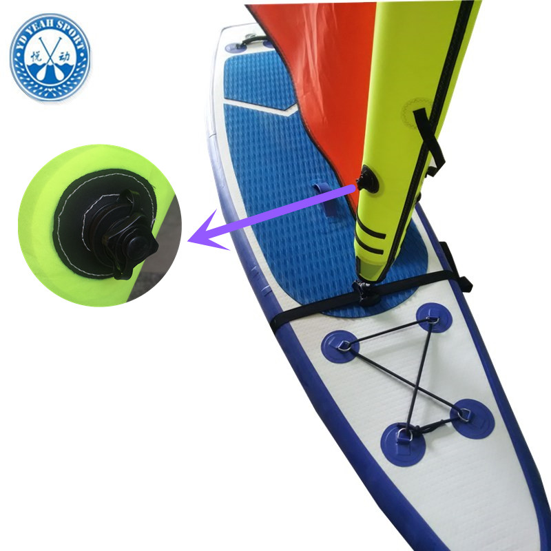 Windsurfing hot selling inflatble sails for water sport