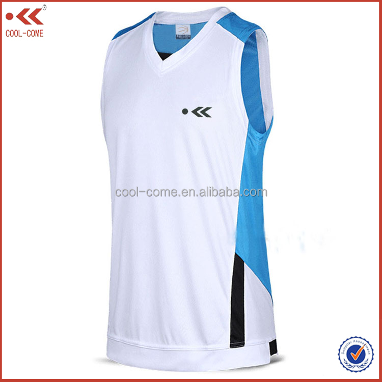 2016 wholesale latest cheap basketball jersey design