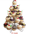 5 tier 41 Cups Cupcake Stand
