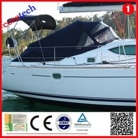 High quality high color fastness cheap waterproof boat cover factory
