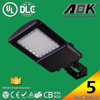 UL cUL DLC certified 1000W replacement shenzhen wall mounted outdoor solar lights Angle Adjustable Rotatable