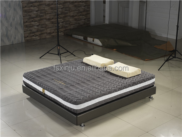 box spring bed/ pocket spring love mattress 72MT2