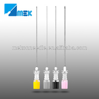 medical spinal needle quincke bevel and pencil point