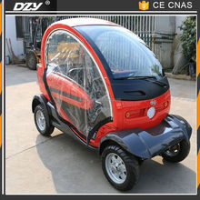 CE 2 seat mini EV electric 4 wheels electric car