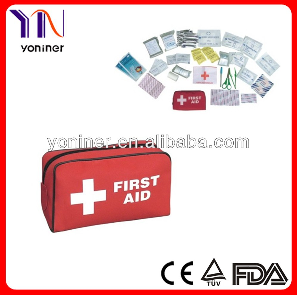 Medical auto first aid kit