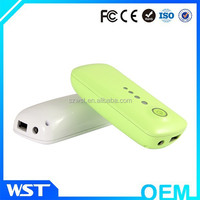 Factory price li-polymer battery power bank 5600mah for cellphone