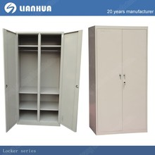 staff uniform storage cabinets