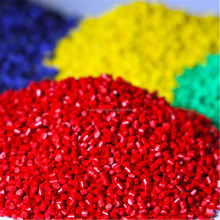pp pe plastic color plastic granules color pellets