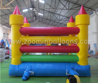 Hot selling commercial inflatable bungee trampoline with competitive price Z1245