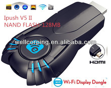 Ipush !New Arrival! Hot! High Quality and Low Price! Ipush Dongle/Miracast Ipush mini pc hdmi android smart tv dongle stick