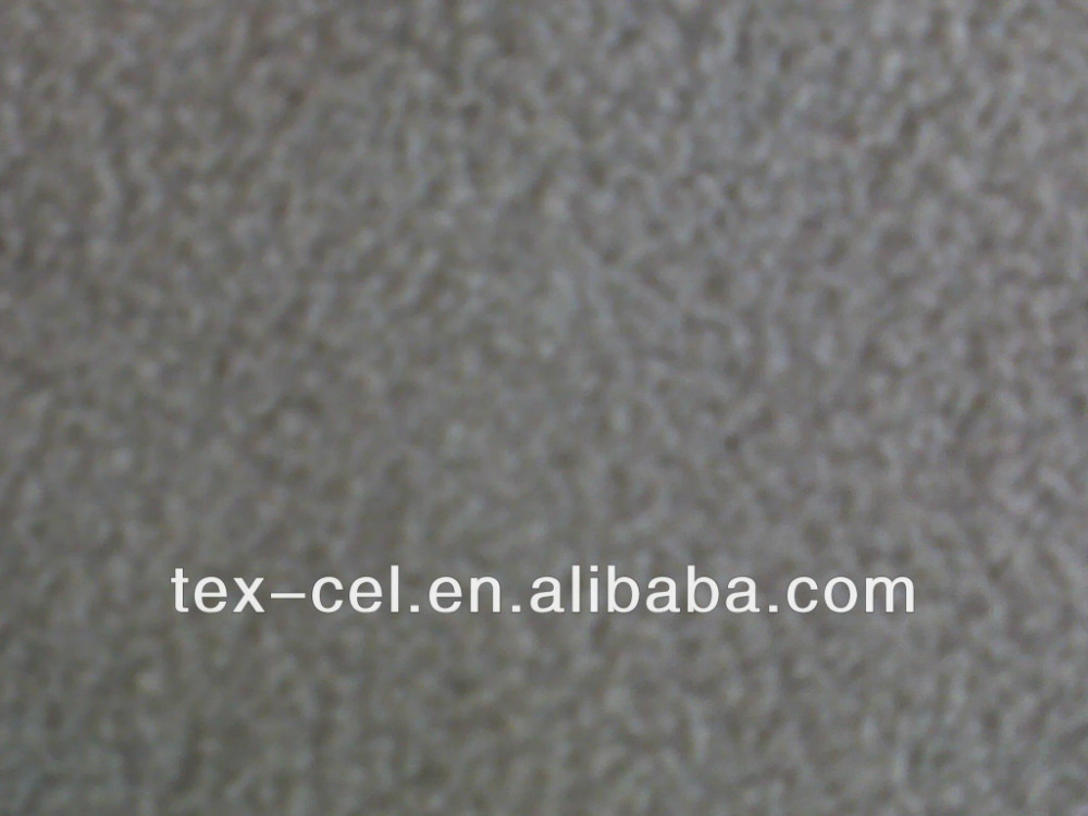 RR064 MAKE TO ORDER WATERPROOF POLAR FLEECE LANIMATED FABRIC IN CHINA