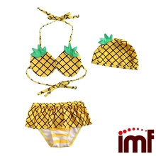 Baby-Girls Infant Pineapple Costume <span class=keywords><strong>Da</strong></span> <span class=keywords><strong>Bagno</strong></span>
