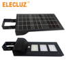 Newest design all in one solar sensor street fixture wholesale 8W 10W 20W sensor light solar 3 years warranty