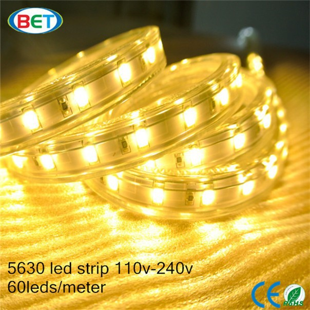 20-22LM led strip 5050 3528 White Warm White Double line 144leds/m LED strip rainbow color led strip