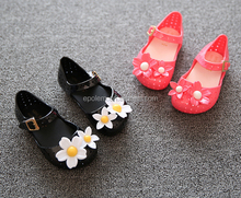 New Model Women Jelly Water Sandals Shoes Low Price Ladies Sandals