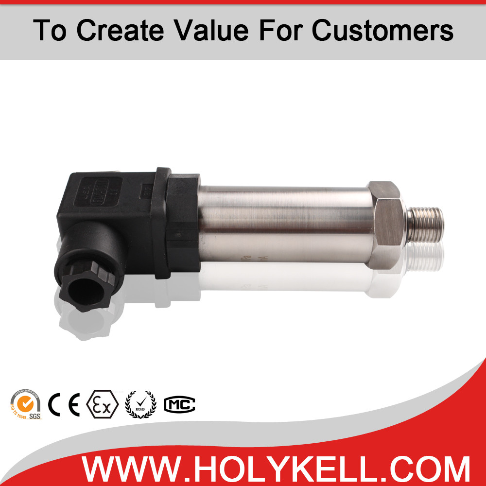 HOLYKELL 2 wire 4-20mA Pressure Transmitter engine oil level sensor