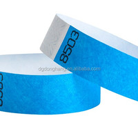 Cheap Custom Printed Tyvek Wristband