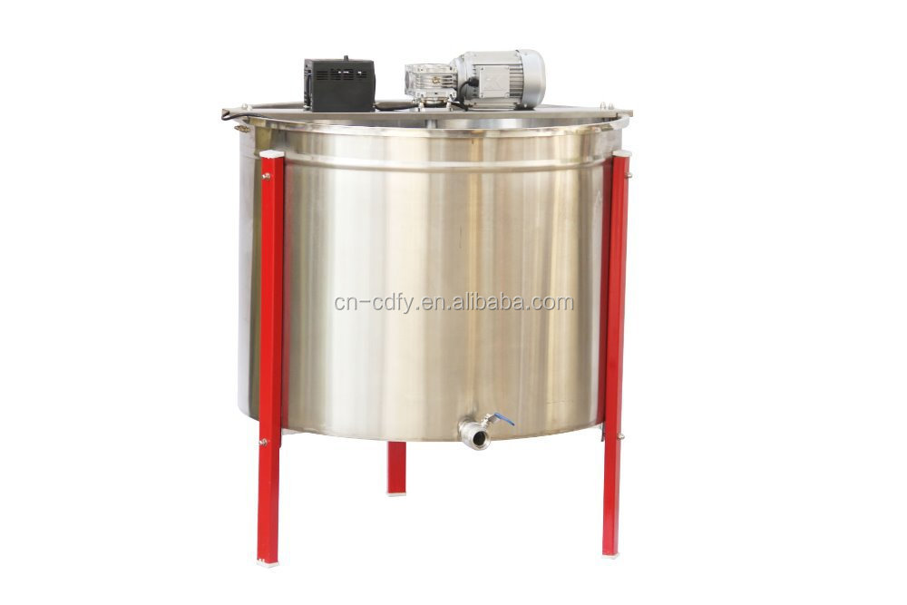 2016 Hot Sale 24 Frames Electric Stainless Steel Honey Extractor