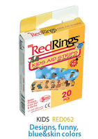 Redrings Band Aid 20 Pcs. For Kids