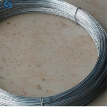 high carbon Galvanized steel strand stay cable for bridge
