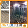 50mmx50mm galvanized & pvc diamond wire mesh fence