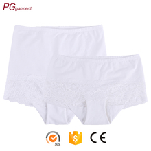 China factory wholesale show body lines young girl cotton girl sexy image high waist panty