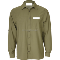 Men's Mountain Nylon/Spandex breathable and quickdry outdoor Long Sleeve Shirt