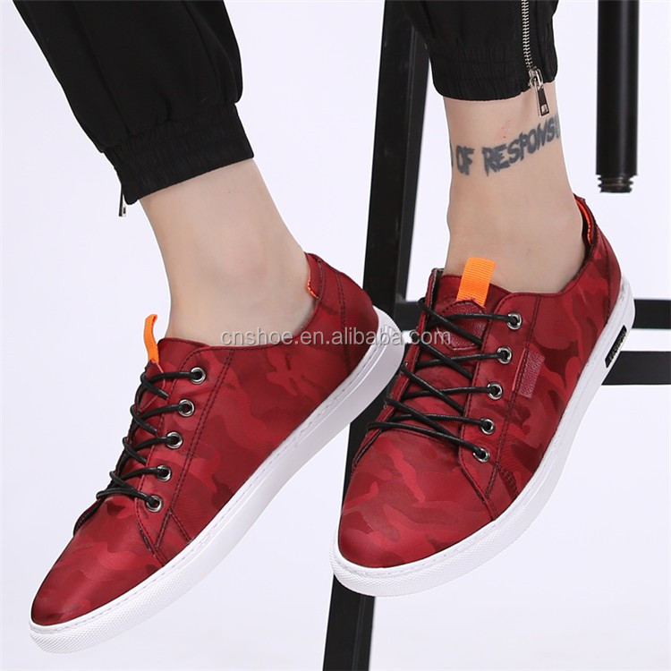 Huijin New arrival cheap rubber sole soft pu casual shoes for men online