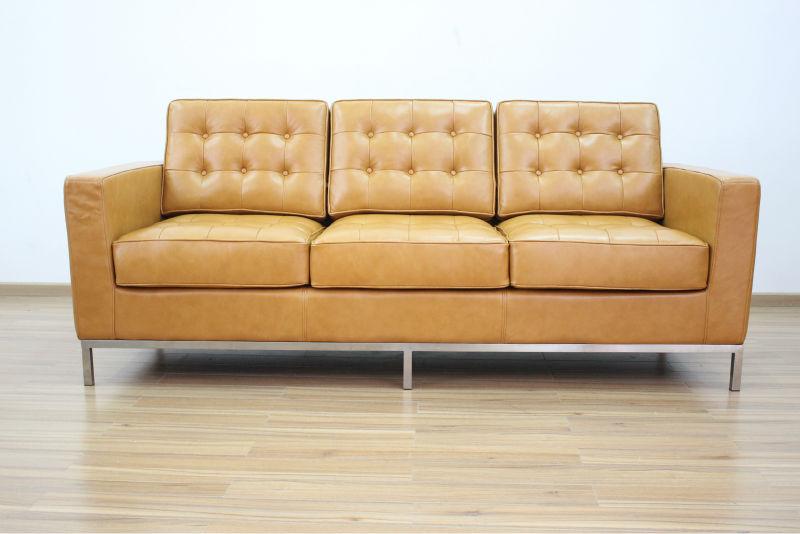 Florence knoll divano in pelle cc- 6112- 3#-Divani di soggiorno-Id prodotto:982248574-italian ...