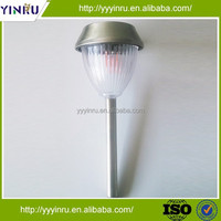 YINRU high lumen solar garden light,solar power lawn lamps