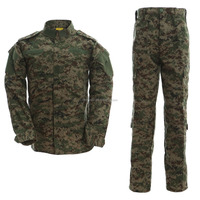 manufacture price army men's ripstop military used clothing