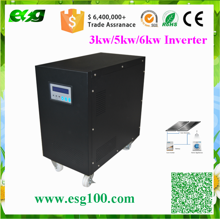 <strong>DC</strong> TO AC off grid solar pure sinve wave inverter 24V 3000W