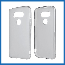 C&T Rubberized Gel Soft Flexible TPU Slim Case for LG G5