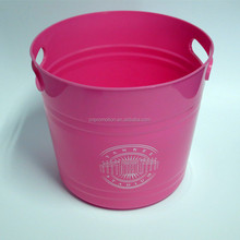 Hot product selling cheap Customized 200oz stackable drink bucket for beer