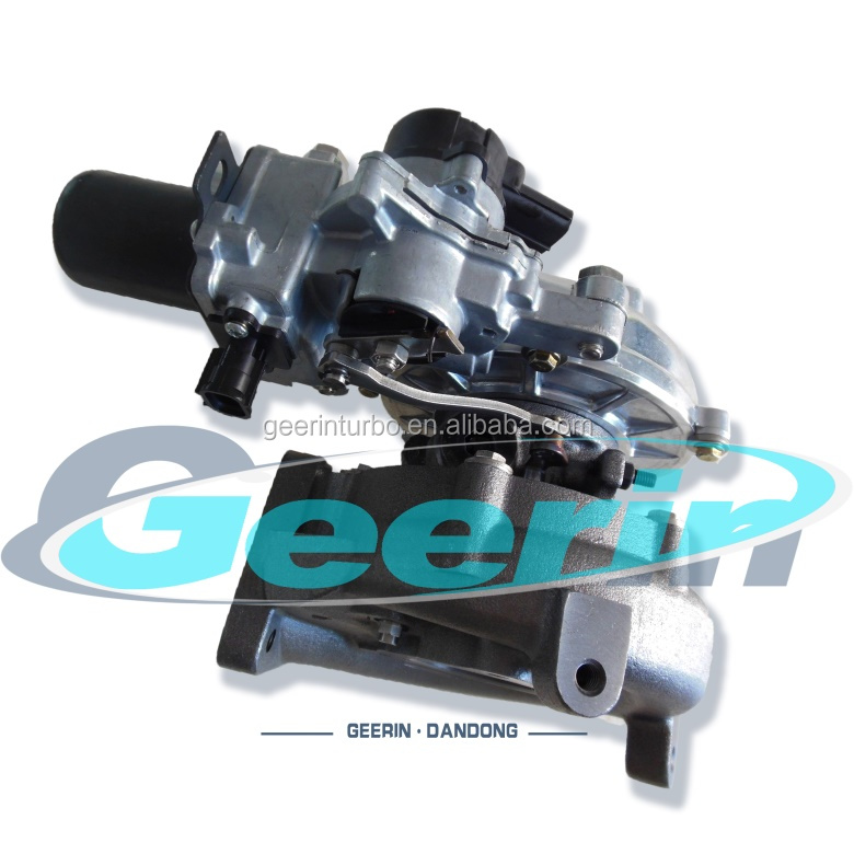geerin electric turbocharger 17201-0L040 CT16V turbo Toyota 1kd HILUX SW4 turbo